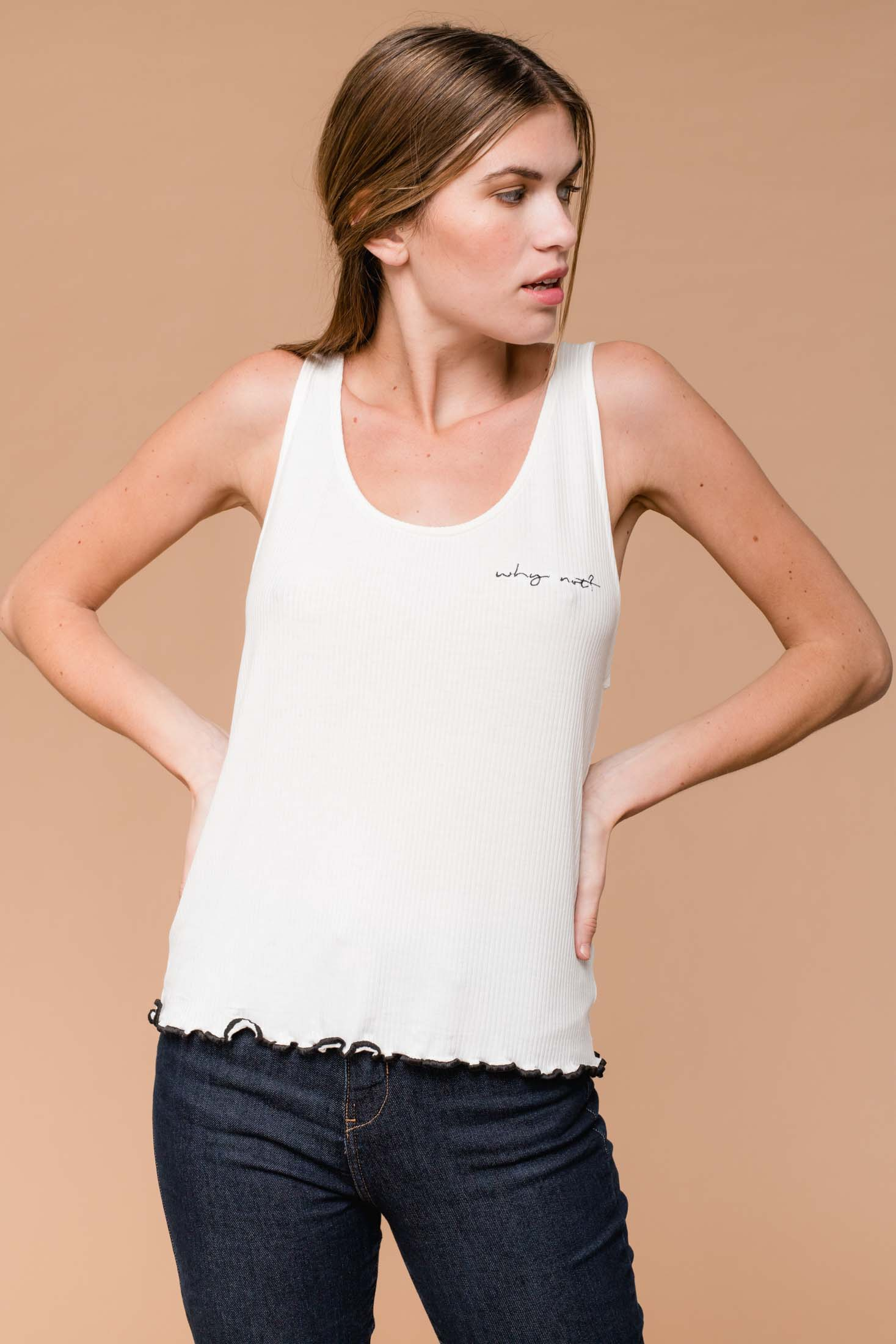 Musculosa WHY NOT