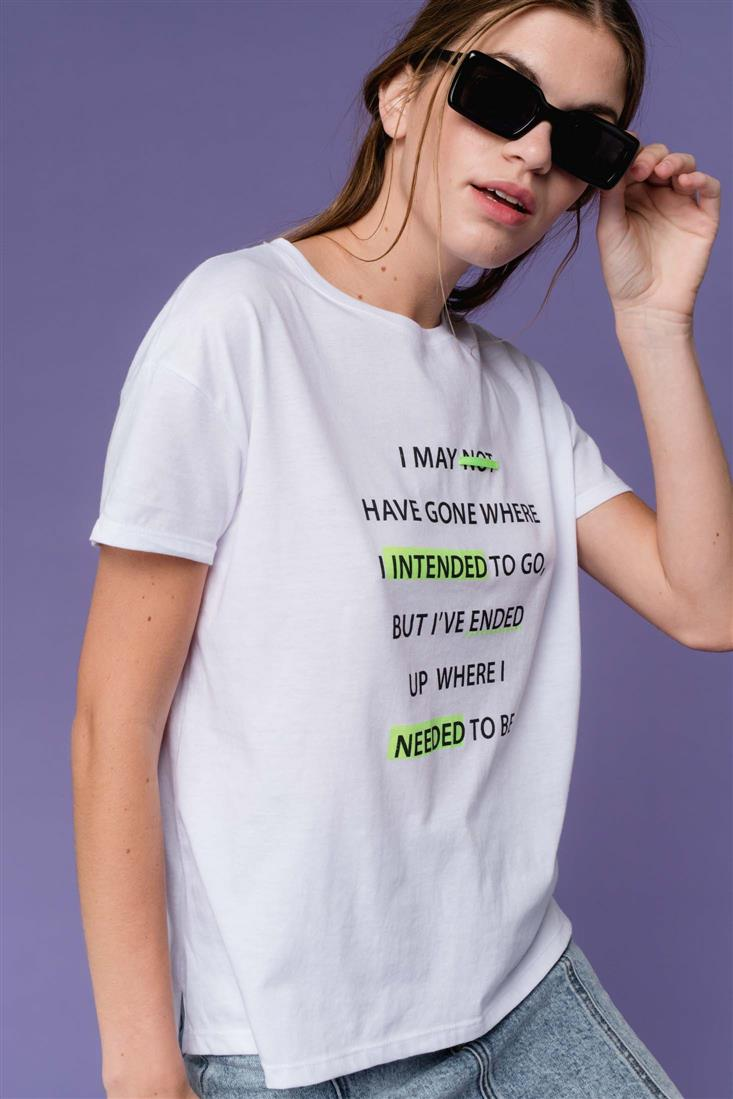 Remera INTENDED