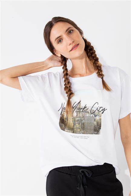 Remera NEW YORK CITY